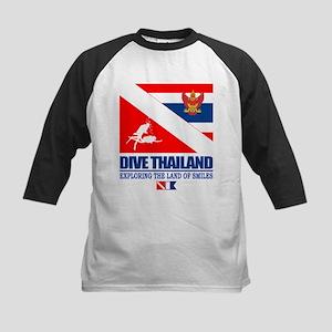 Dive Thailand Baseball Jersey