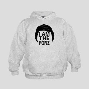 'I Am The Fonz' Kids Hoodie
