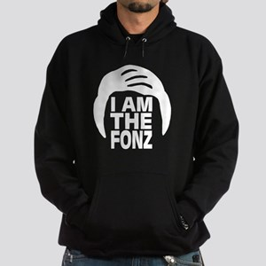'I Am The Fonz' Hoodie (dark)