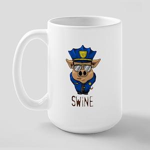 Swine Large Mug