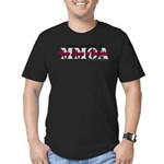 meanmoms.png Men's Fitted T-Shirt (dark)