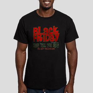 Black Friday Shop 'Ti Men's Fitted T-Shirt (dark)