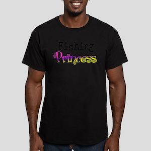 fprincess Men's Fitted T-Shirt (dark)
