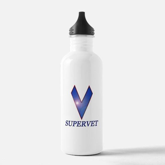 Supervet Water Bottle