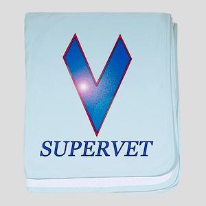 Supervet baby blanket