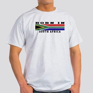 Born In South Africa Light T-Shirt