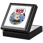 WebbyLogo Keepsake Box