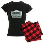 Pinnacles National Park Women's Dark Pajamas