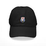 WebbyLogo Black Cap