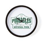 Pinnacles National Park Wall Clock