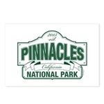Pinnacles National Park Postcards (Package of 8)