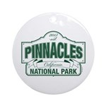 Pinnacles National Park Ornament (Round)