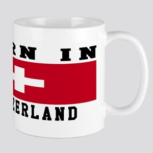 Born In Switzerland Mug
