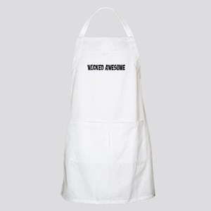 Wicked Awesome Apron