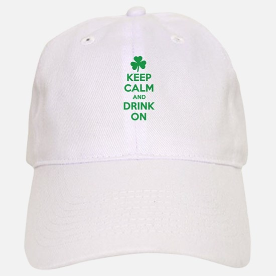 Keep Calm and Drink On. Hat