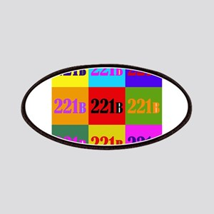 Colorful 221B Patches