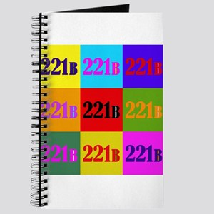 Colorful 221B Journal