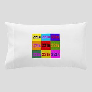 Colorful 221B Pillow Case