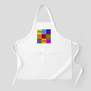 Colorful 221B Apron