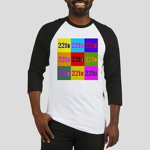 Colorful 221B Baseball Jersey