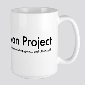 The Cavan Project logo Mug