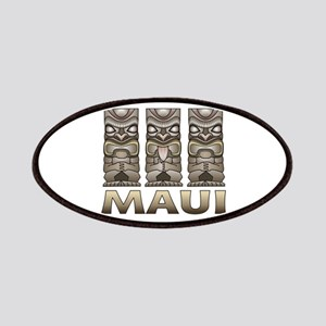 Maui TIKI Patches