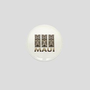 Maui TIKI Mini Button