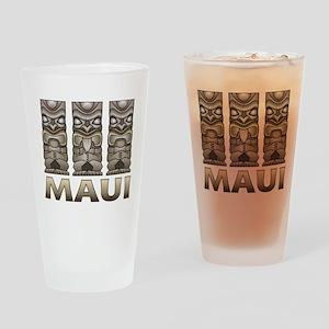 Maui TIKI Drinking Glass