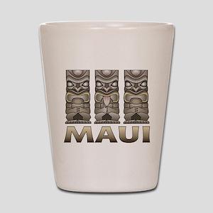 Maui TIKI Shot Glass