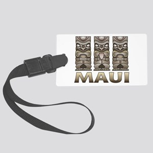 Maui TIKI Luggage Tag