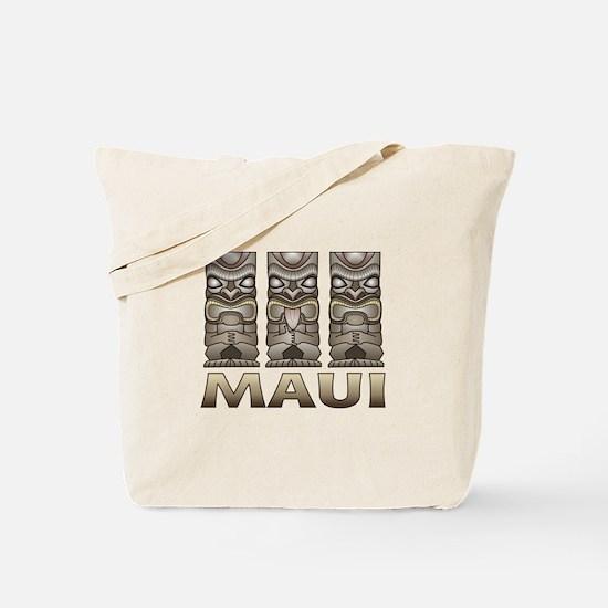 Maui TIKI Tote Bag