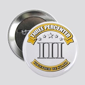 "Three Percenter 2.25"" Button"