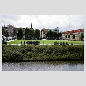 Castle seen from the moat, Rosenborg Castle, Copen