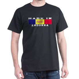 Andorra Made In T-Shirt