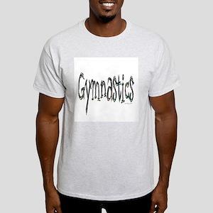 Gymnastics Ash Grey T-Shirt