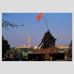 Iwo Jima Memorial, Arlington National Cemetery, Ar