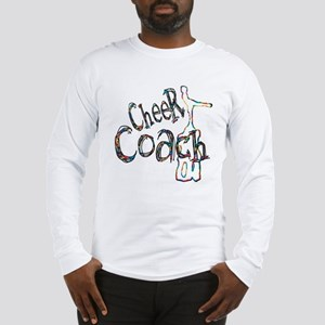 Cheer Coach 5 6 7 8 Long Sleeve T-Shirt