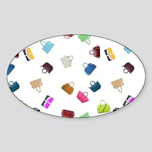Colorful Handbags Sticker