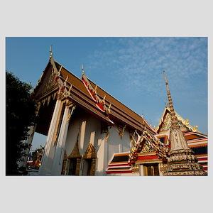 Phra Maha Chedi, Wat Pho, Phra Nakhon District, Ba