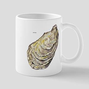 Oyster Sea Life Mug