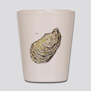 Oyster Sea Life Shot Glass