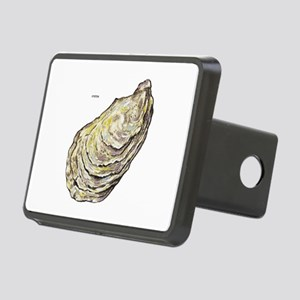 Oyster Sea Life Rectangular Hitch Cover