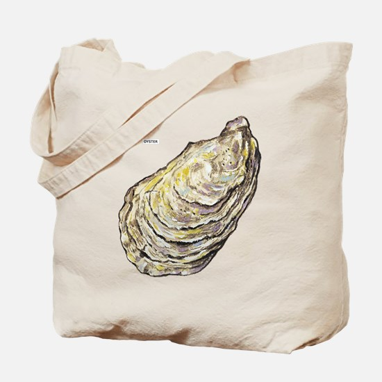 Oyster Sea Life Tote Bag