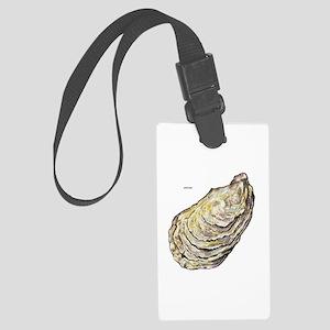 Oyster Sea Life Large Luggage Tag