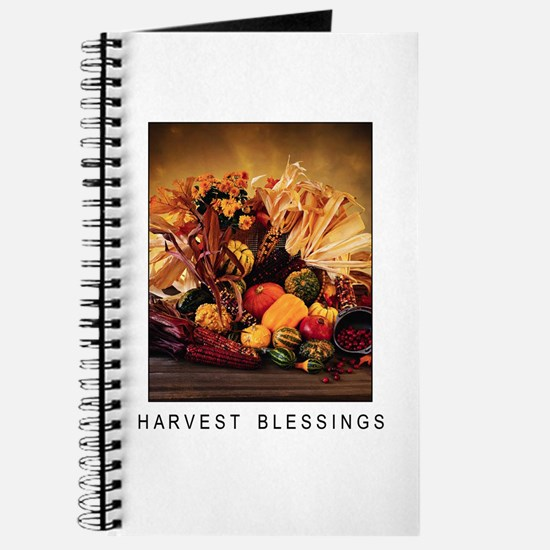 Harvest Blessings - Fall Corn - Thanksgiving Journ