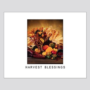 Harvest Blessings - Fall Corn - Thanksgiving Small