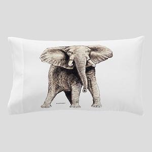 Elephant Animal Pillow Case