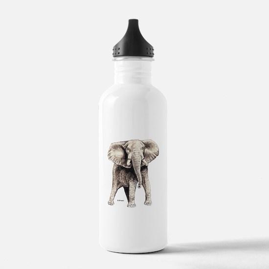 Elephant Animal Water Bottle