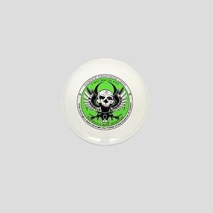 Zombie Response Unit Mini Button