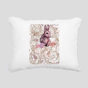 Easter is abound Rectangular Canvas Pillow